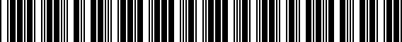 Barcode for 1K0723131A4J4
