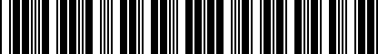 Barcode for DRG003855