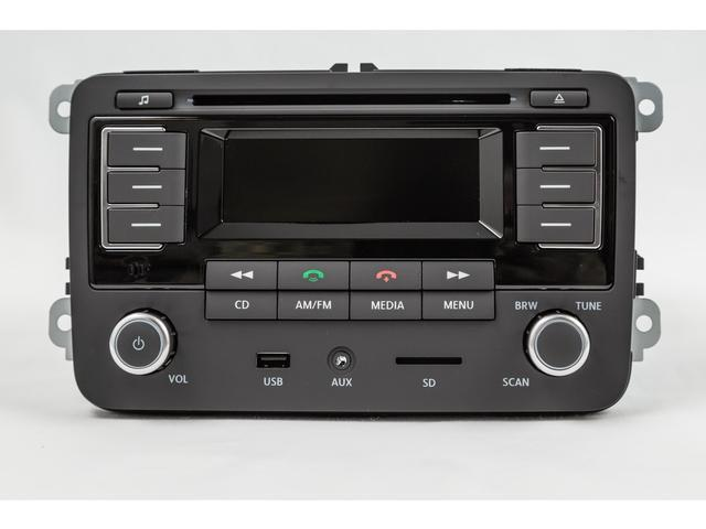 Diagram RMT 300 MP3 Bluetooth Radio (6Q0051228F) for your 2012 Volkswagen SportWagen